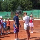 Klubo Tennis Star naujokų turnyras 2011-08-27