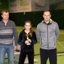 Klaipėdos U16 reitinginis teniso turnyras 2011-12