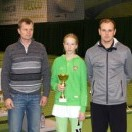 Рейтинговый теннисный турнир U16 Клайпеда 2011-12