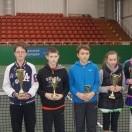 12 и младше турнир в Щяуляе 24-25.01.2014