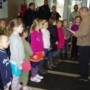 Детский турнир для 8 и младше в Иелгаве 2012-03-24