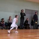 Турнир для 8 и младше в Лиепая (Латвии) 17.02.2013
