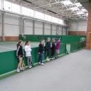 10 metų ir jaunesnių teniso turnyras Šiauliuose 2012-03