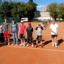 Tennis Star vasaros sezono uždarymas 2012 09 08-09