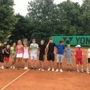 Командный турнир Tennis Star и Vakarų tenisas