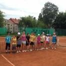 Komandinis Tennis Star ir Vakarų tenisas turnyras
