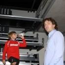 U8, U9 vaikų teniso turnyras Liepojoje 2011-12-18