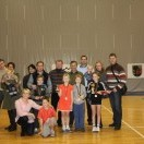 U8, U9 детский теннисный турнир в Лиепае 2011-12-18