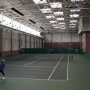 Теннисный турнир для детей 10 лет и младше в Щяуляе 2012-02