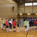 Детский турнир для 8 и 9 и младше в Лиепае
