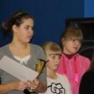 Kalėdinio Tennis Star turnyro dalyvių apdovanojimų ceremonija 2010