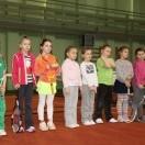 Теннисный турнир для детей 7 лет и младше в Клайпеде 07.04.2012