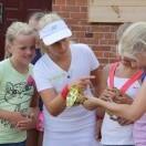 Командный теннисный турнир Клайпеда - Лиепая