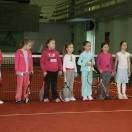 Теннисный турнир для детей 7 лет и младше в Клайпеде 2012-02-11