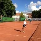 Командный турнир Tennis Star:Химки 01.07.2013