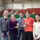U12 турнир в Шяуляе 22/24-03-2013