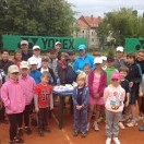 Dovana Tennis Star klubo vaikams 2012-06