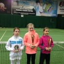 10 и младше турнир в г. Клайпеде 01-02.02.2014