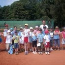 Tennis Star детский и молодёжный летний теннисный турнир 2011-07