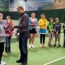 2013 Klaipėdos regiono vaikų teniso pirmenybės U9, U12