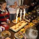 Kalėdinė šventė Tennis Star 2012-12-26