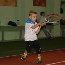 """7 metų ir jaunesnių teniso turnyras """"Prince"""" 2013-03-09"""