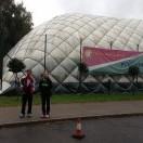 Mūsų klubo sportininkai Tennis Europe tarptautiniame turnyre Rygoje