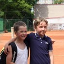 Tarptautinis vaikų teniso turnyras skirtas vaikų gynimo dienai 2013-06-01/02